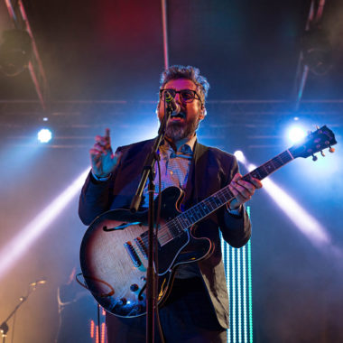 Brunori + Ex Otago live @ Fool Festival 2017   Gianluca David photographer and videomaker