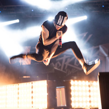 The Bloody Beetroots live @ Fool Festival 2017   Gianluca David photographer and videomaker