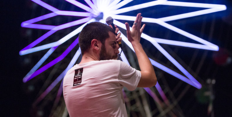 Voina Live @ Terrasound 2018   Gianluca David photographer and videomaker